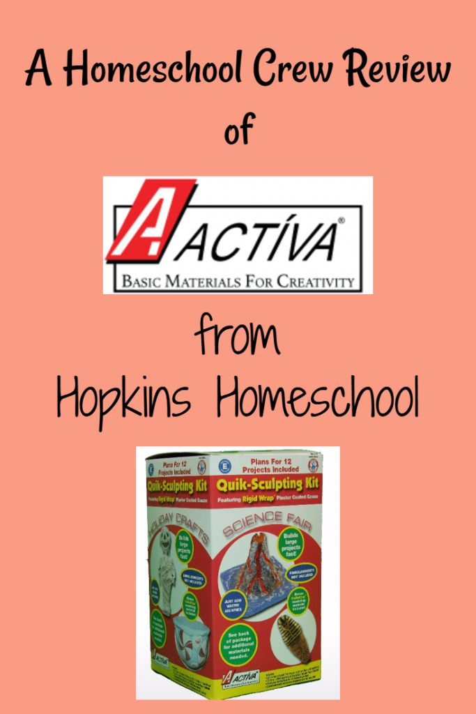 ACTÍVA Products – A Homeschool Crew Review