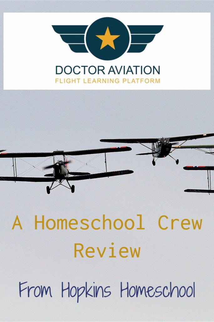 Doctor Aviation – A Homeschool Crew Review