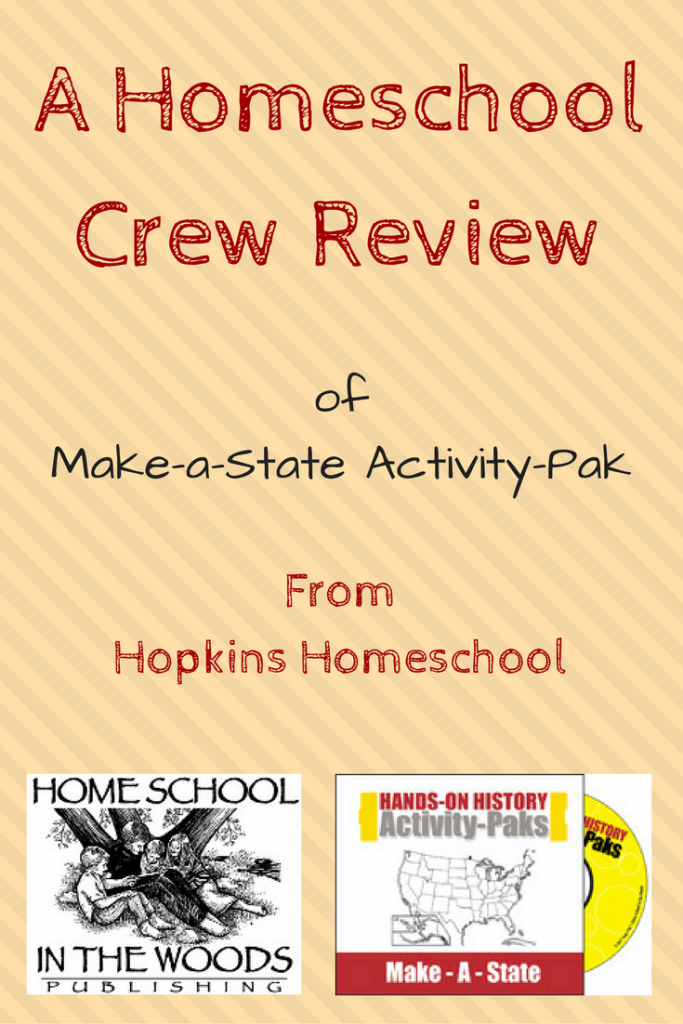 Hands On U.S. History with Home School in the Woods – A Homeschool Crew Review