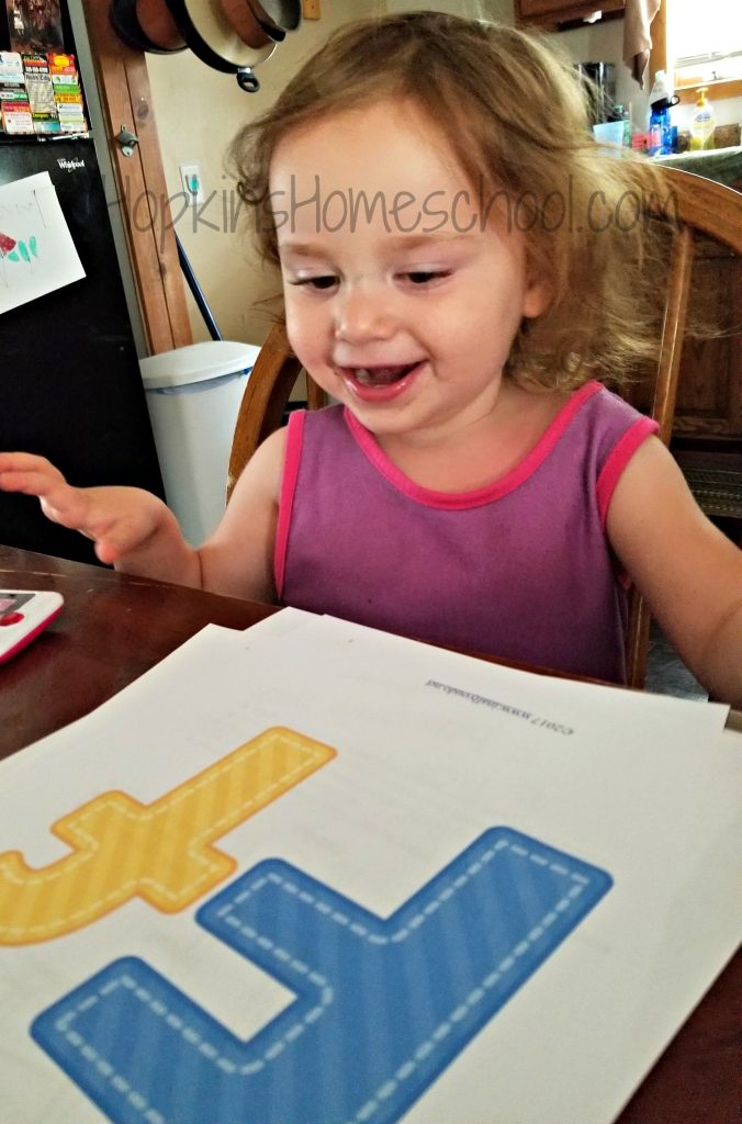 Preschool Alphabet Curriculum