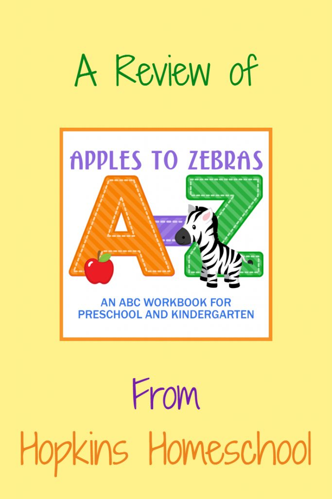 Apples to Zebras: An ABC Program for Preschool to Kindergarten – A Review