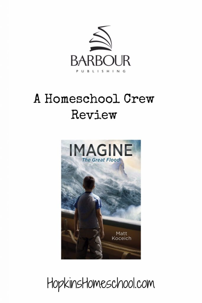 Imagine…The Great Flood – A Homeschool Crew Review