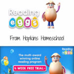 Reading Eggs – A Homeschool Crew Review