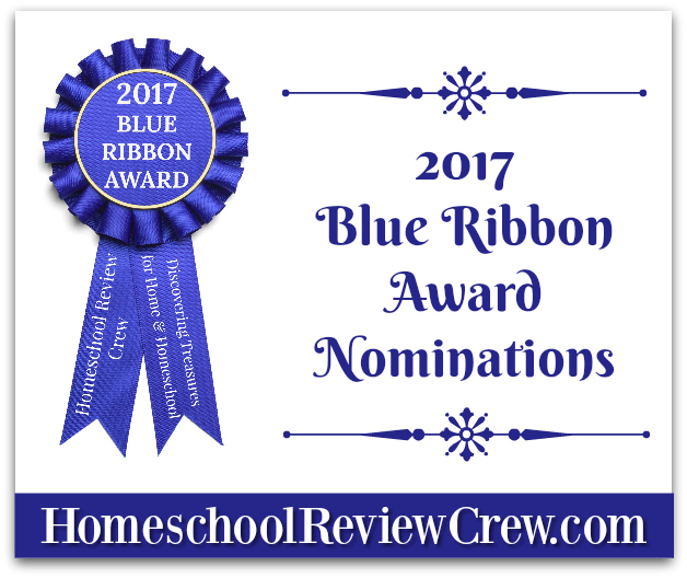 Our Blue Ribbon Awards from 2017