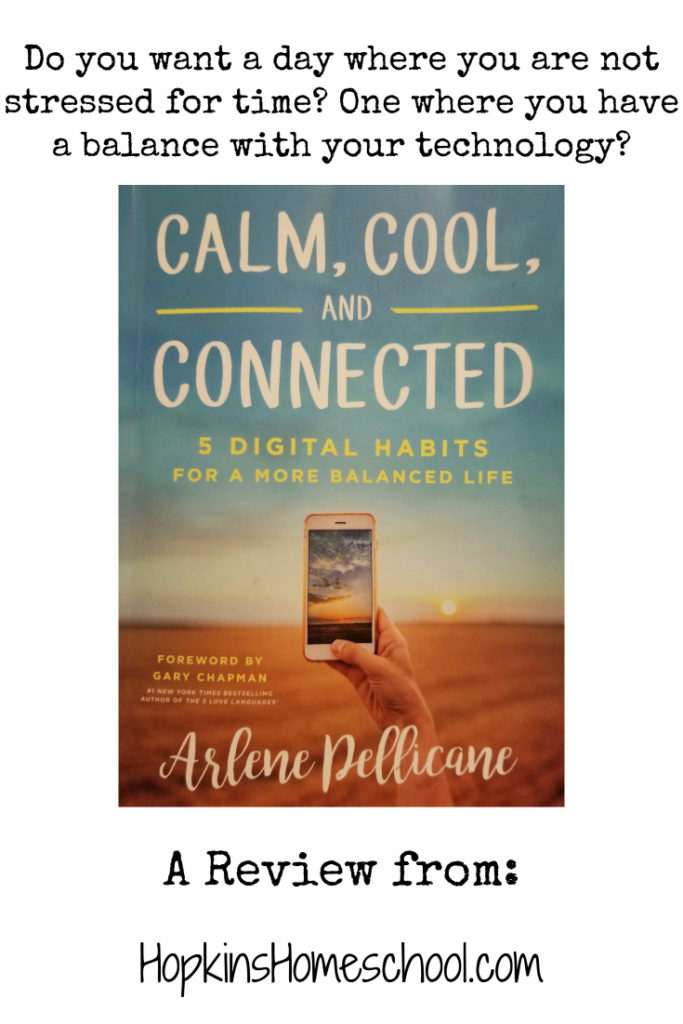 Calm, Cool, and Connected: 5 Digital Habits for a More Balanced Life – A Review