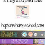 E is for Encyclopedias – Blogging Through the Alphabet