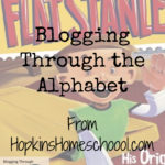 F is for Flat Stanley – Blogging Through the Alphabet