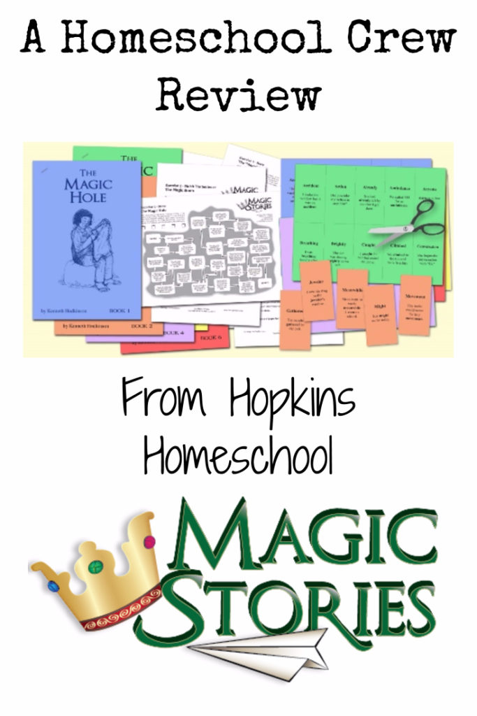 The Magic Stories – A Homeschool Crew Review