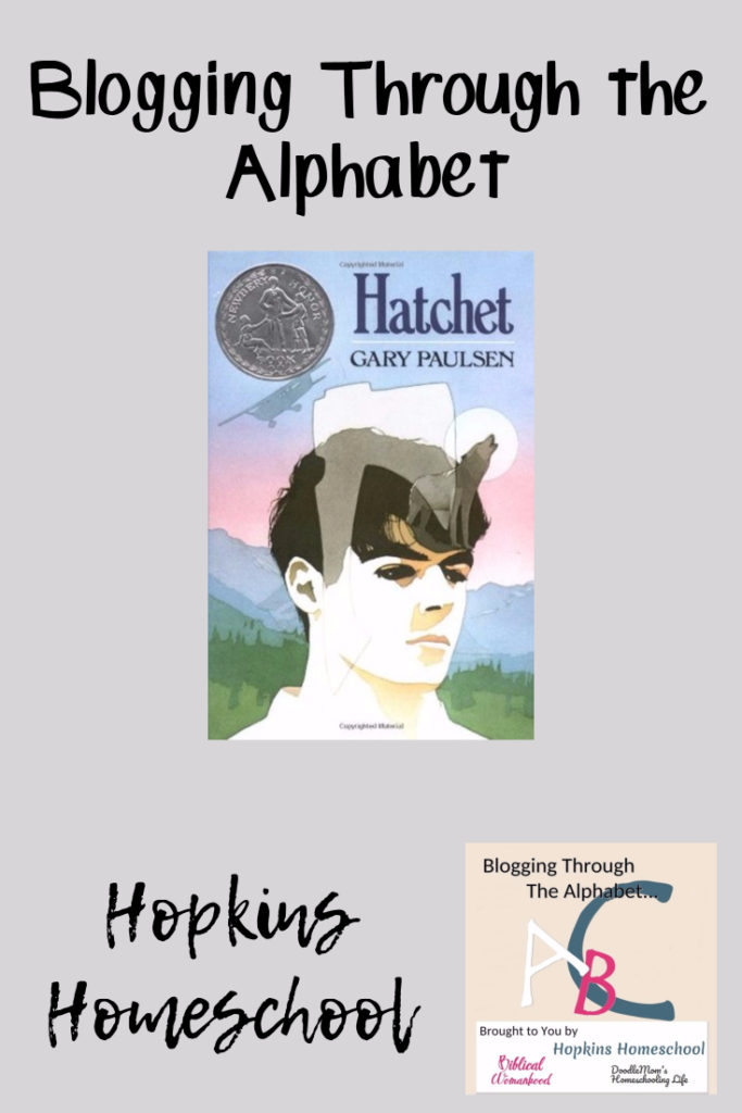 Hatchet – Blogging Through the Alphabet