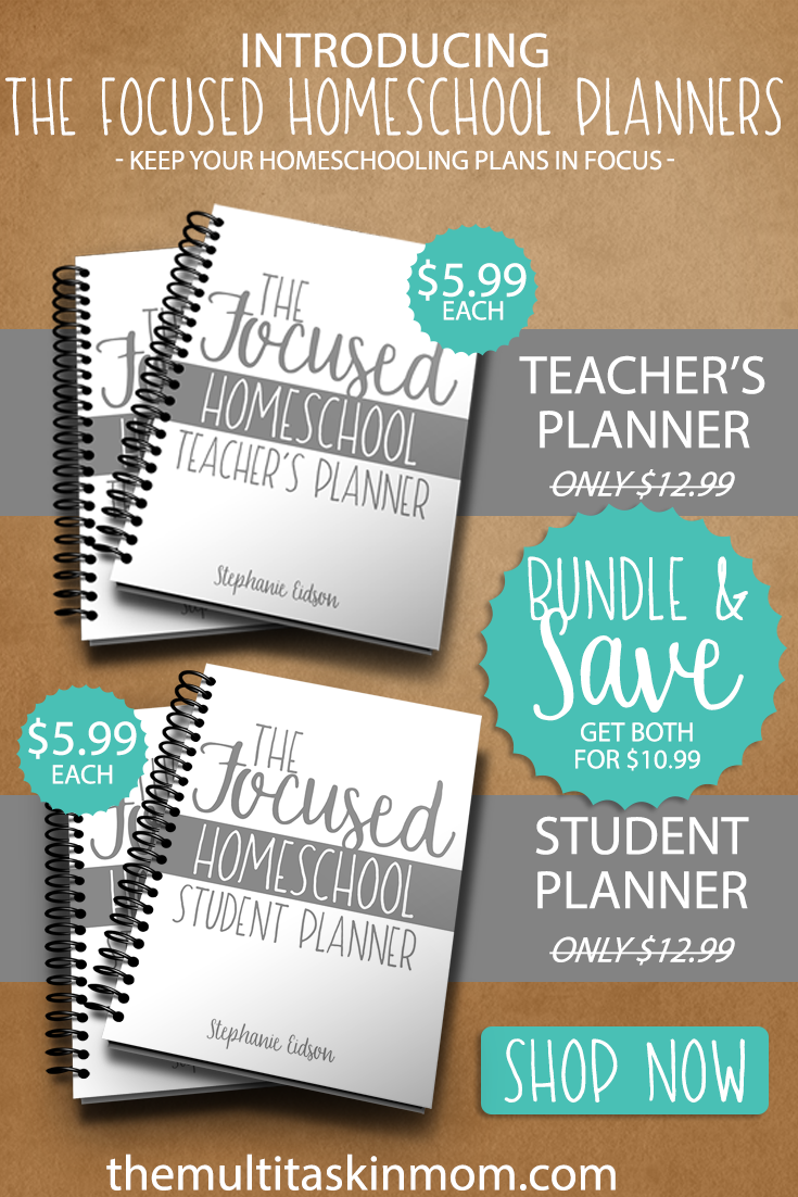 Homeschool Teacher Planner