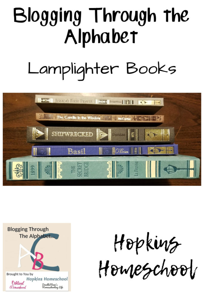 Lamplighter Books – Blogging Through the Alphabet