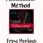 How We Homeschool – Our Method