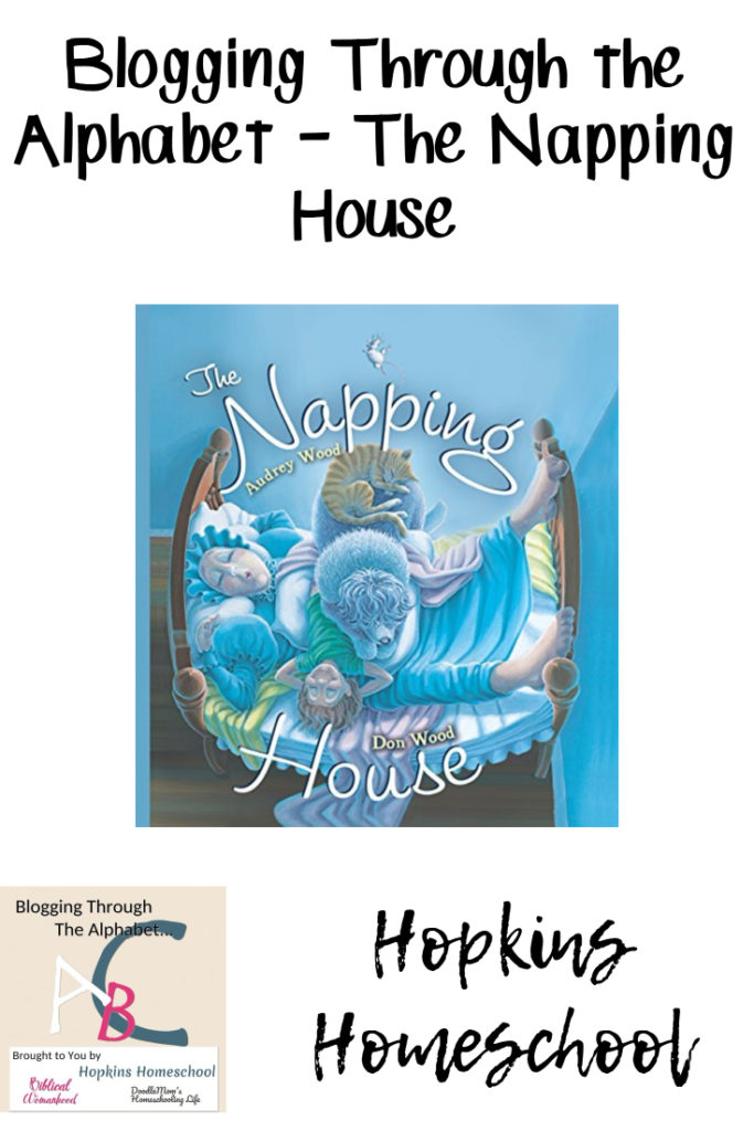 The Napping House – Blogging Through the Alphabet