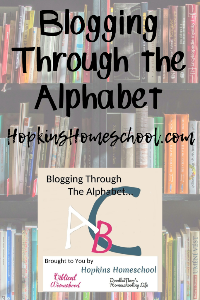 Letter O – Blogging Through the Alphabet