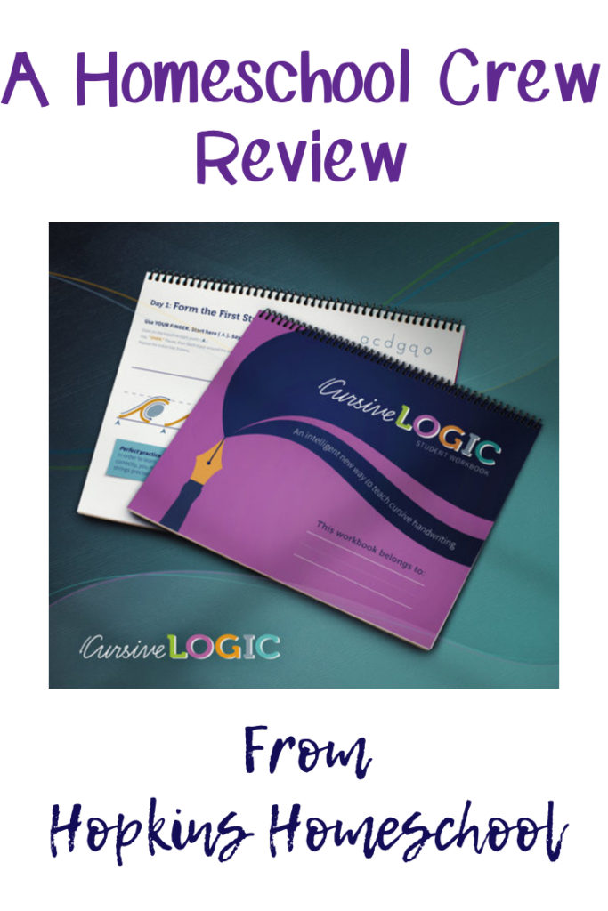 CursiveLogic – A Homeschool Crew Review