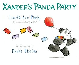 Xander's Panda Party – Blogging Through the Alphabet