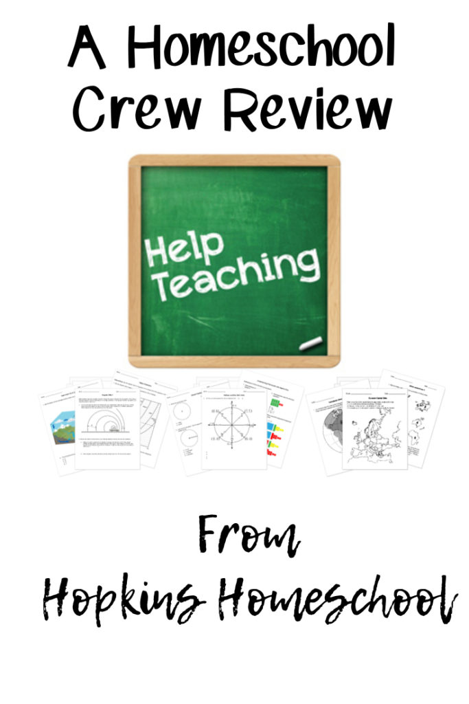 Help Teaching Pro Subscription – A Homeschool Crew Review