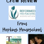 T is for Tree – A Homeschool Crew Review