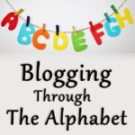 Blogging Through the Alphabet – Letter G