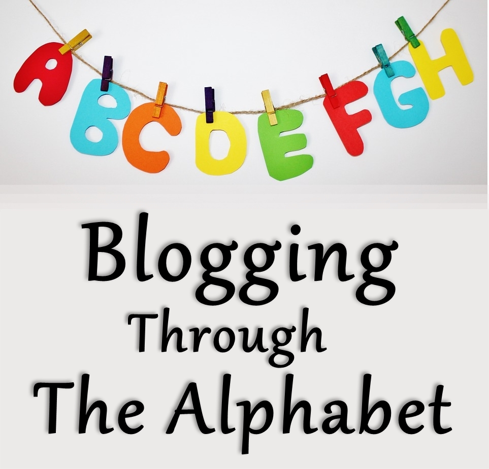 Blogging Through the Alphabet – Introduction