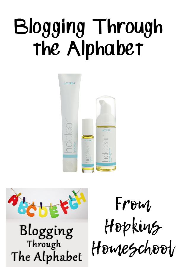 HD Clear Facial Kit –  Blogging Through the Alphabet