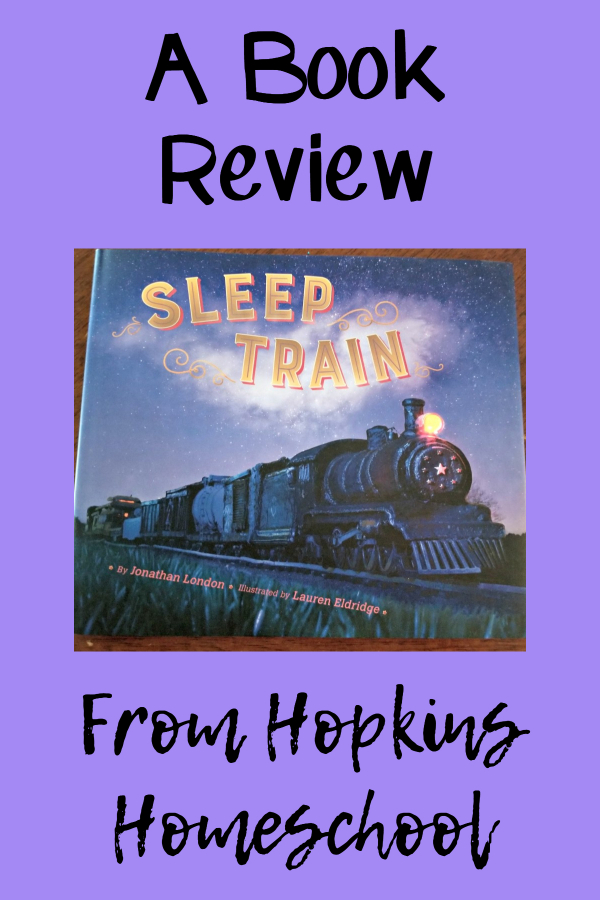 Sleep Train – A Book Review