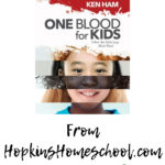 One Blood for Kids by Ken Ham – A Review