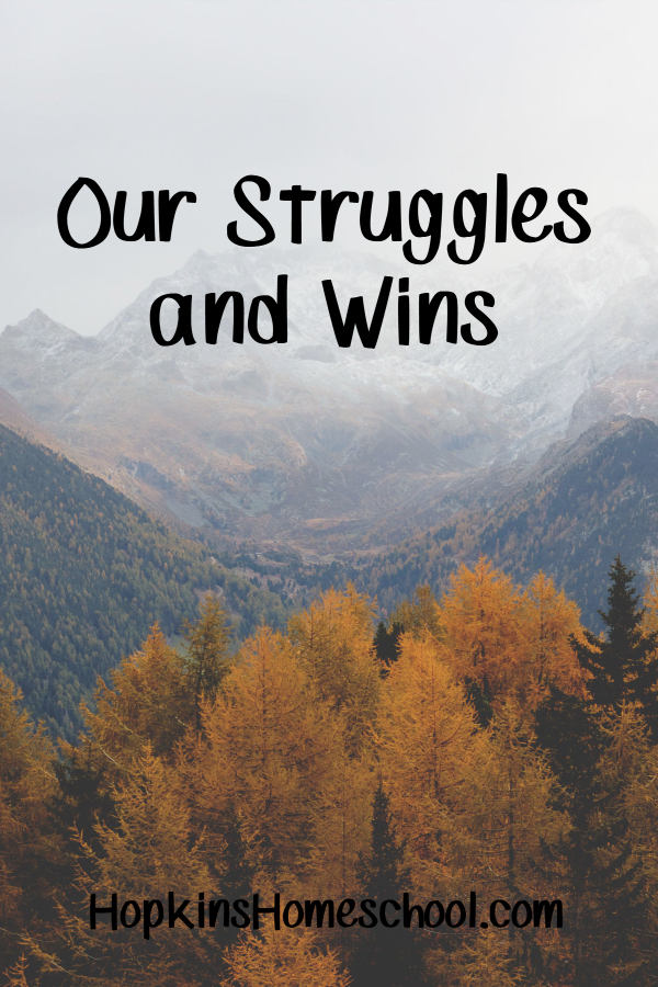 Our Struggles and Wins of October