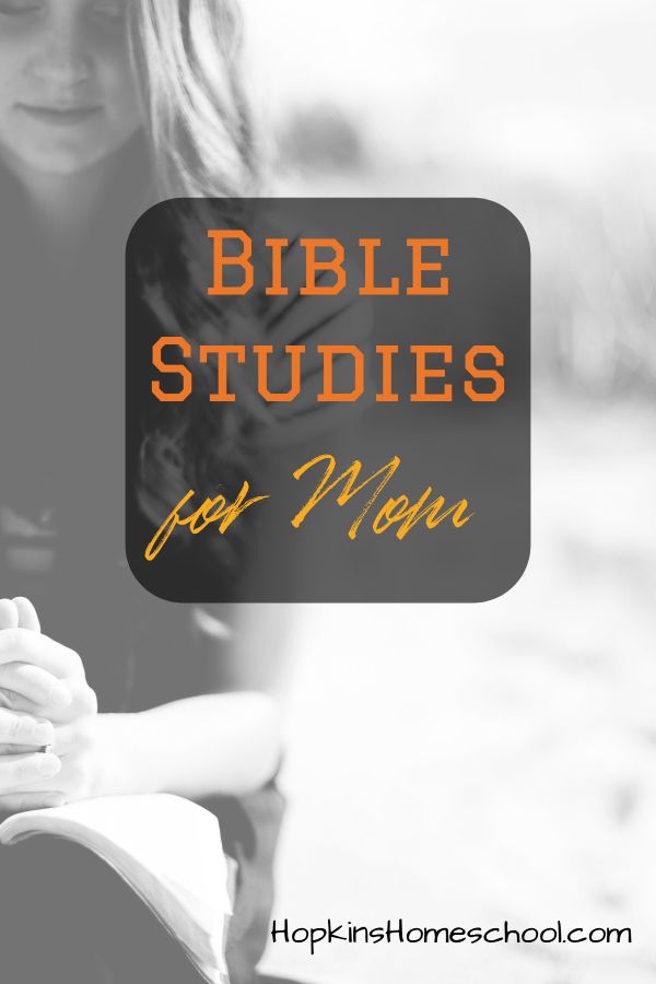 bible study for mom